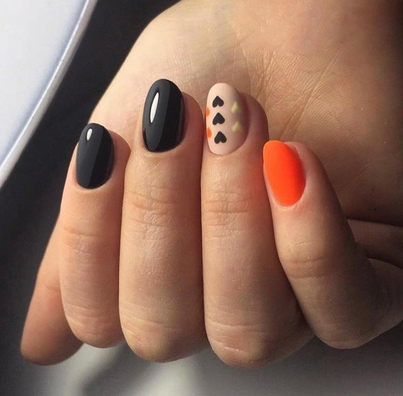 Ejemplo Manicure Rusa